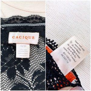 Cacique Intimates & Sleepwear - Sexy Black Lace Lingerie by Cacique